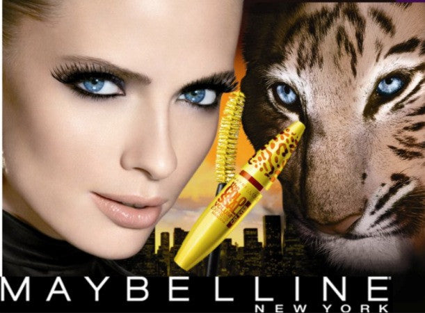 Maybelline - Lavable - Volume  Eye Cat