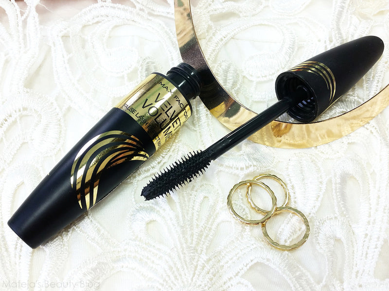 Max Factor- Lavable - Velvet Volumen false lash effect