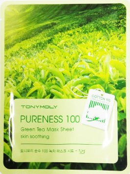 Máscarilla en Lámina - Green Tea Mask Sheet