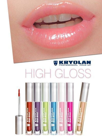 Kryolan - Brillo de Labios/High Gloss