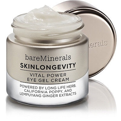 BARE MINERALS - Crema de Ojos SKINLONGEVITY® VITAL POWER EYE GEL CREAM
