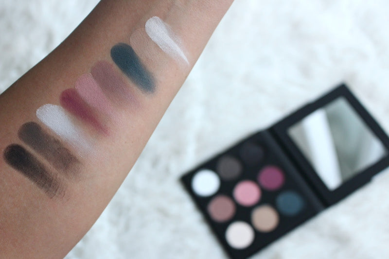 Make Up Forever - Artist Palette Volume 4 / Sombras