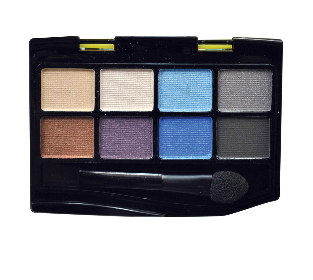 City color - Sombras MiniSlim Eye Shadow Palette Collection 2