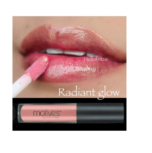 Motives Cosmetics - Brillo Labial - Lip Shine - Radiant Glow