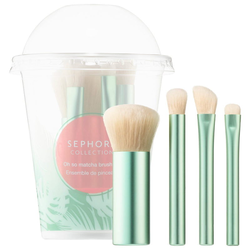 SEPHORA - Set de brochas Oh So Matcha Brush Set