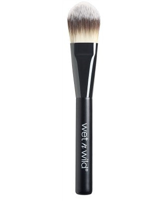 Wet n Wild - Brocha Para Base/Foundation Brush (Mango Negro)