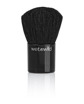 Wet n Wild - Brocha Para Polvos de gran amplitud/Kabuki Powder Brush