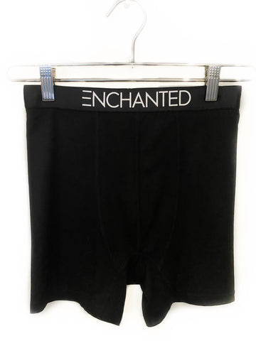 ENCHANTED MAN LOGO BOXER BRIEF // PRE ORDER