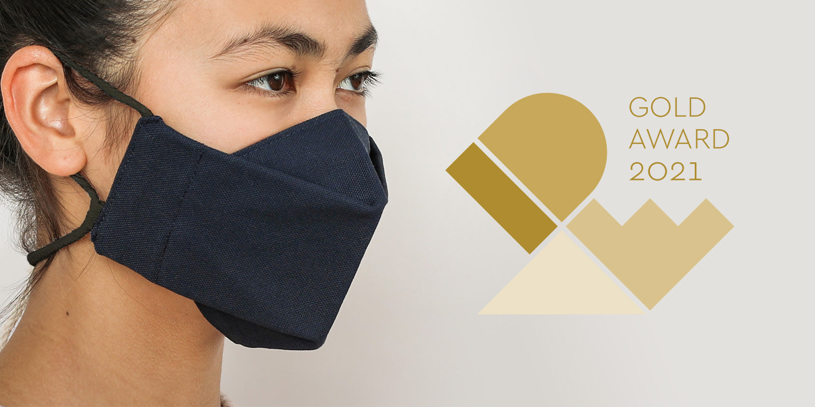 Aplat origami mask design wins gold at the 2021 Industrial Design Excellence Awards