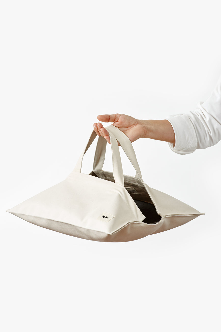Plat Culinary Wide Tote | Stone