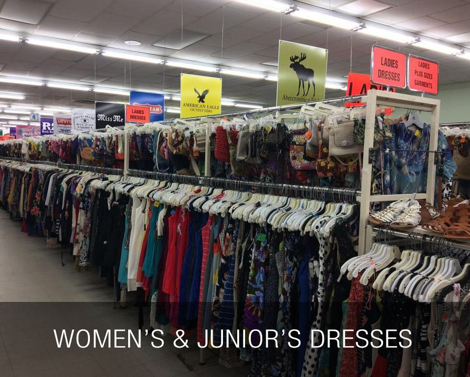 Women's & Junior's Dresses