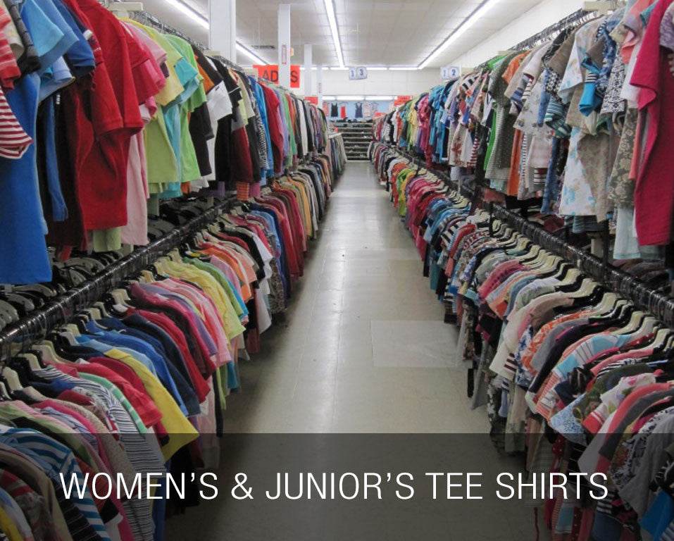 Women's & Junior's Tee Shirts 1