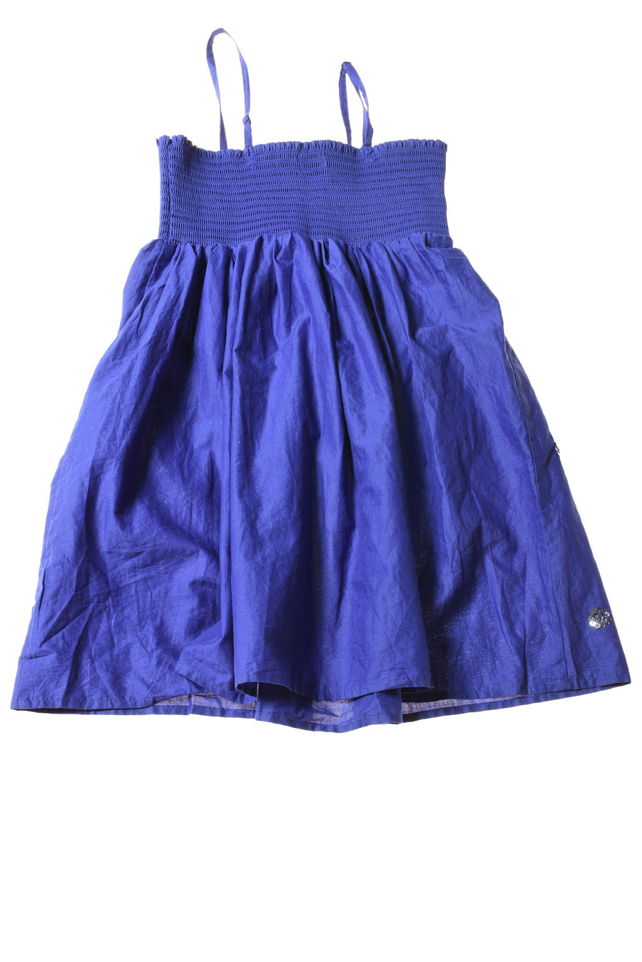 NEW The Children's Place Girl's Dress 10 Blue