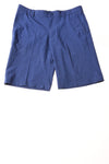 USED IZOD Men's Shorts 30 Blue