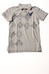 USED American Eagle Men's Shirt X-Small Gray