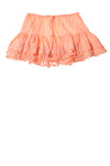 USED Victoria's Secret Women's Skirt Small Peach