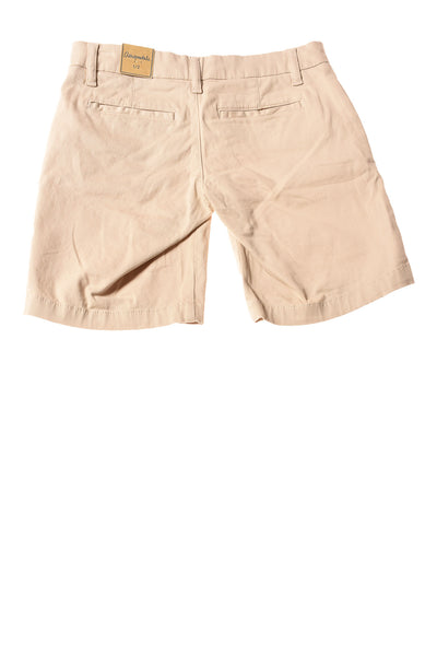 NEW Aeropostale Women's Shorts 1/2 Tan