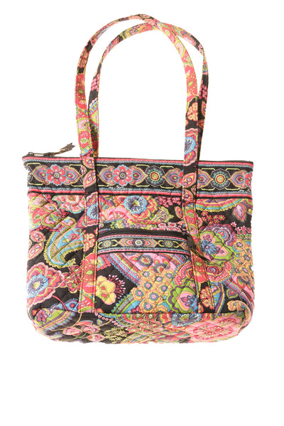 USED Vera Bradley Women's Handbag N/A Multi-Color