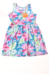 NEW Gymboree Girl's Dress 7/8 Multi-Color