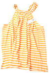 NEW Ann Taylor Women's Top Small Yellow & Ivory