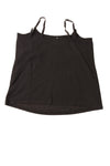 NEW Motherhood Women's Maternity Top 1X Black