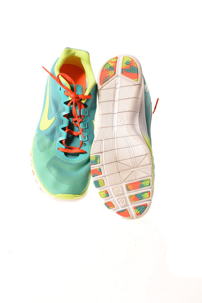 USED Nike Women's Shoes 10 Multi-Color