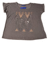 NEW Apt. 9 Women's Top X-Large Gray