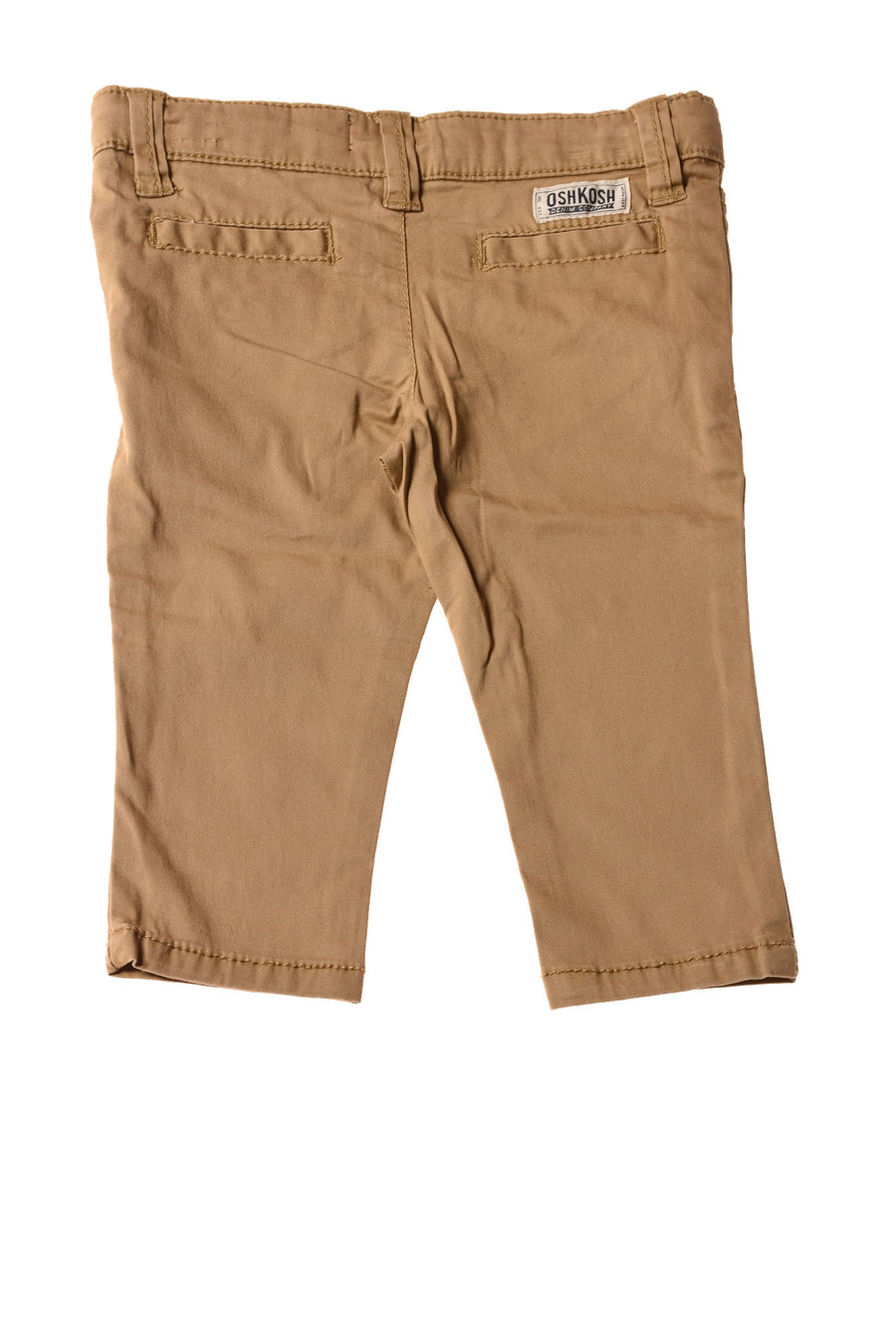 NEW Oshkosh Baby Slacks 9 Months Tan
