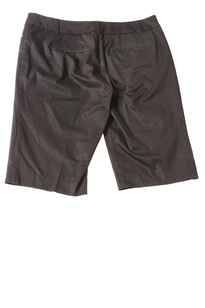 NEW New York & Company Women's Shorts 6 Black