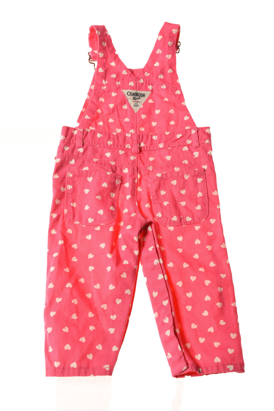 NEW Oshkosh Baby Girl's Pants 12 Months Pink