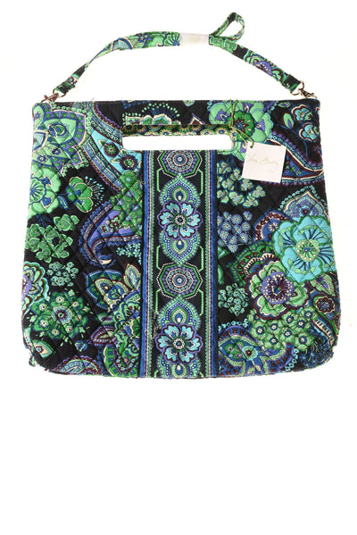 NEW Vera Bradley Women's Handbag N/A Blue / Print