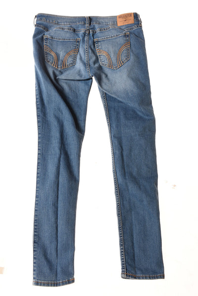 USED Hollister Women's Jeans 27x29 Blue