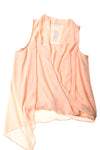NEW New York & Company Women's Top Small Peach