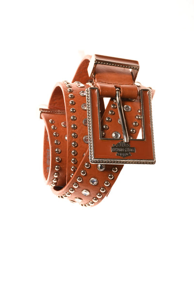 USED Harley Davidson Women's Belt X-Small Brown
