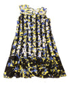 USED Peter Pilotto Women's Dress X-Small Multi-Color / Print