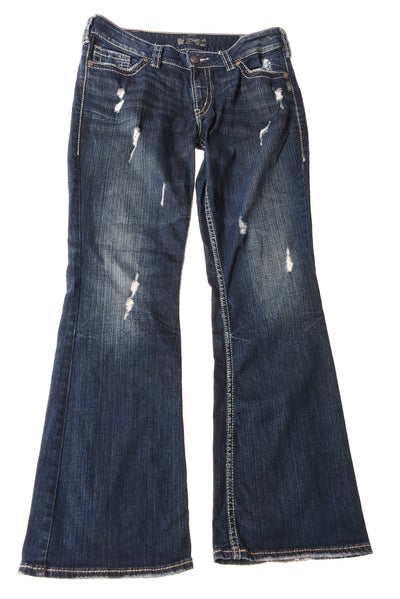 USED Silver Jeans Men's Jeans 32x32 Blue