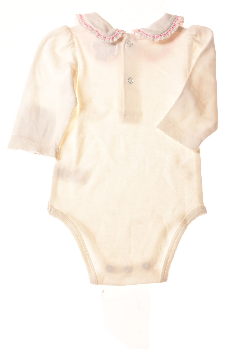 NEW Hartstrings Baby Baby Girl's Top 3-6 Months White