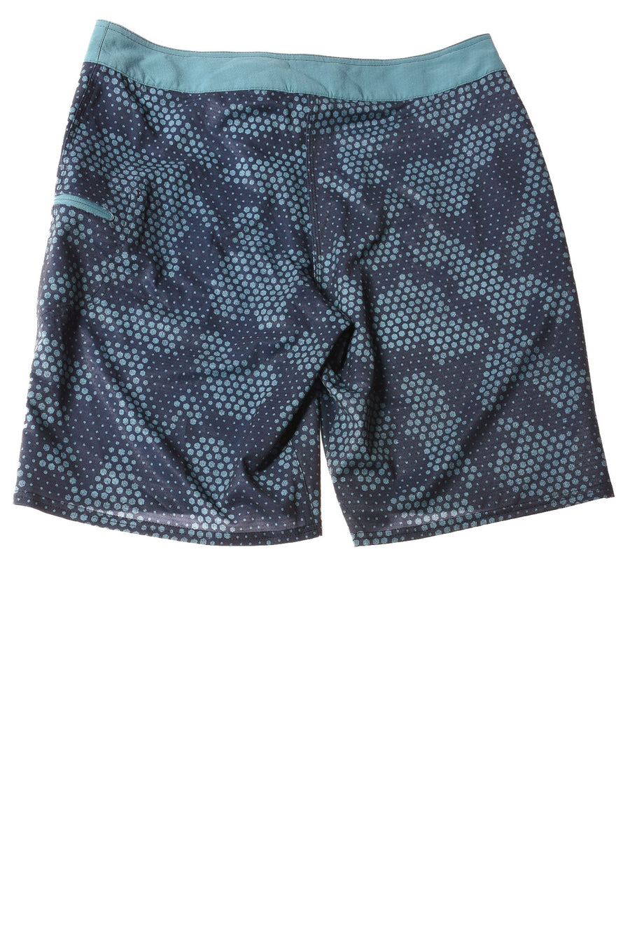 USED The North Face Men's Shorts 32 Blue /Print