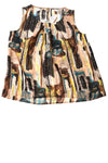 NEW Christopher & Banks Women's Top Medium Multi-Color / Print
