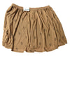 NEW Old Navy Women's Skirt Medium Olive /Print