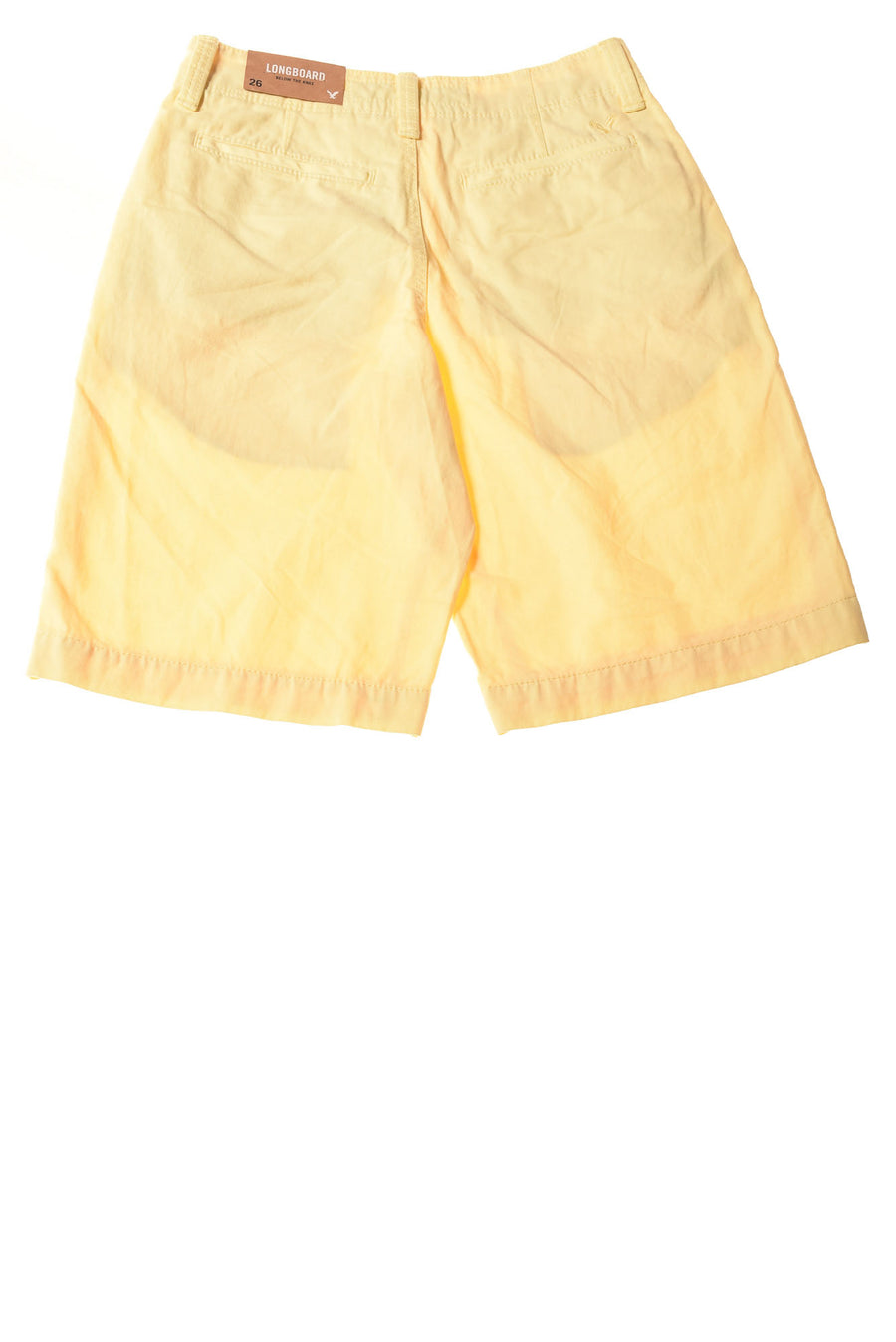 NEW American Eagle Men's Shorts 26 Yellow
