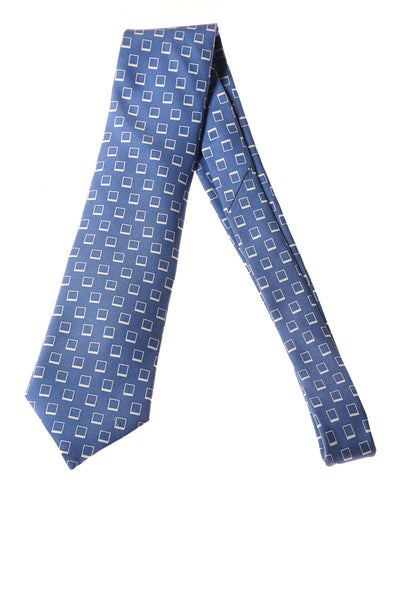 NEW Vineyard Vines Men's Tie N/A Blue / Print