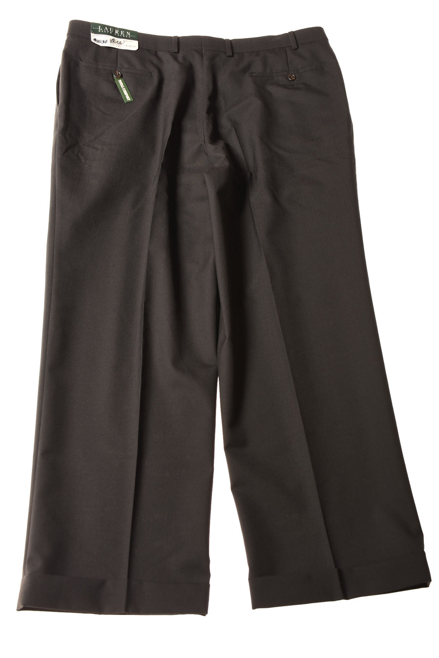 NEW Ralph Lauren Men's Slacks 40 Black