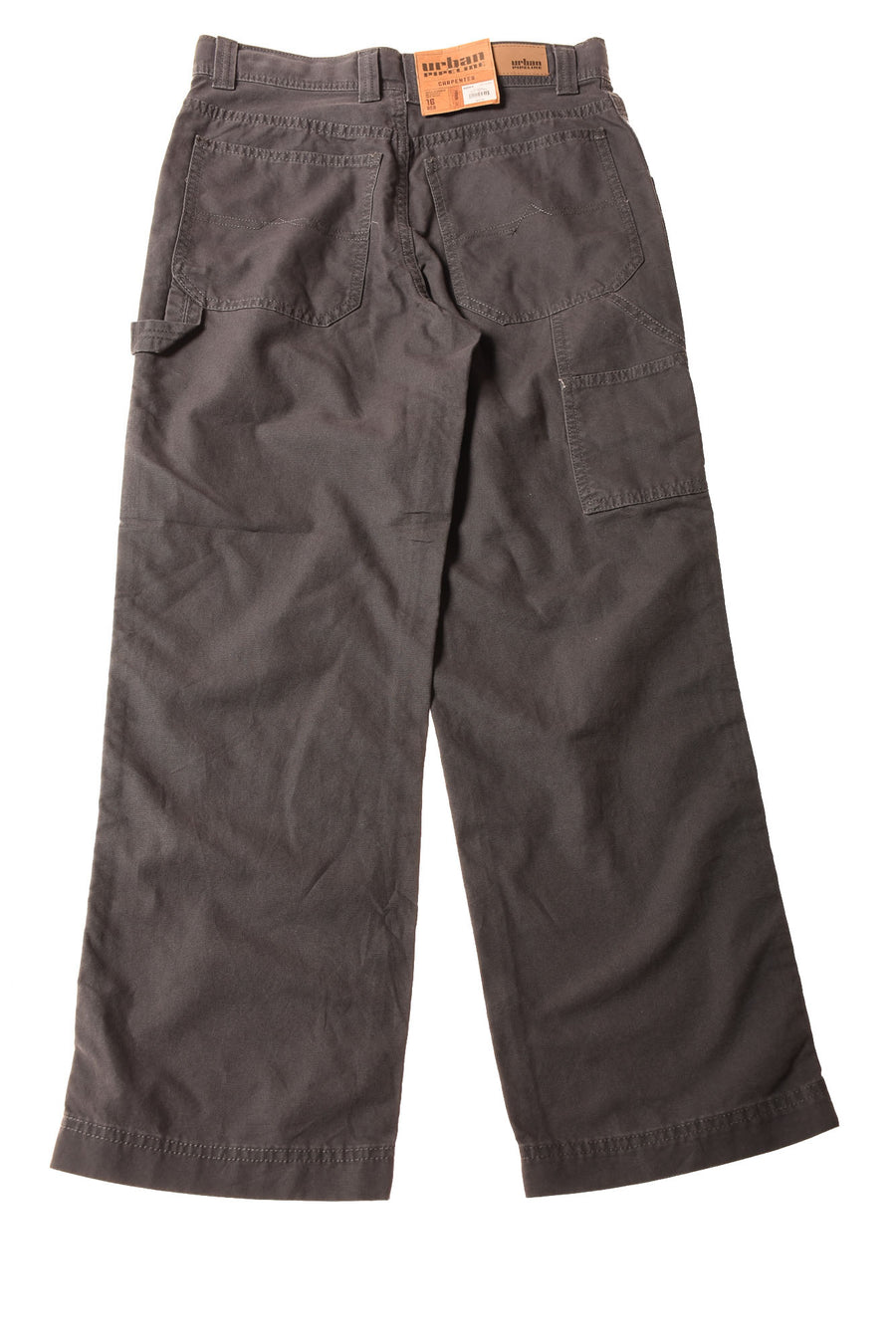 NEW Urban Pipeline Boy's Jeans  16 Gray