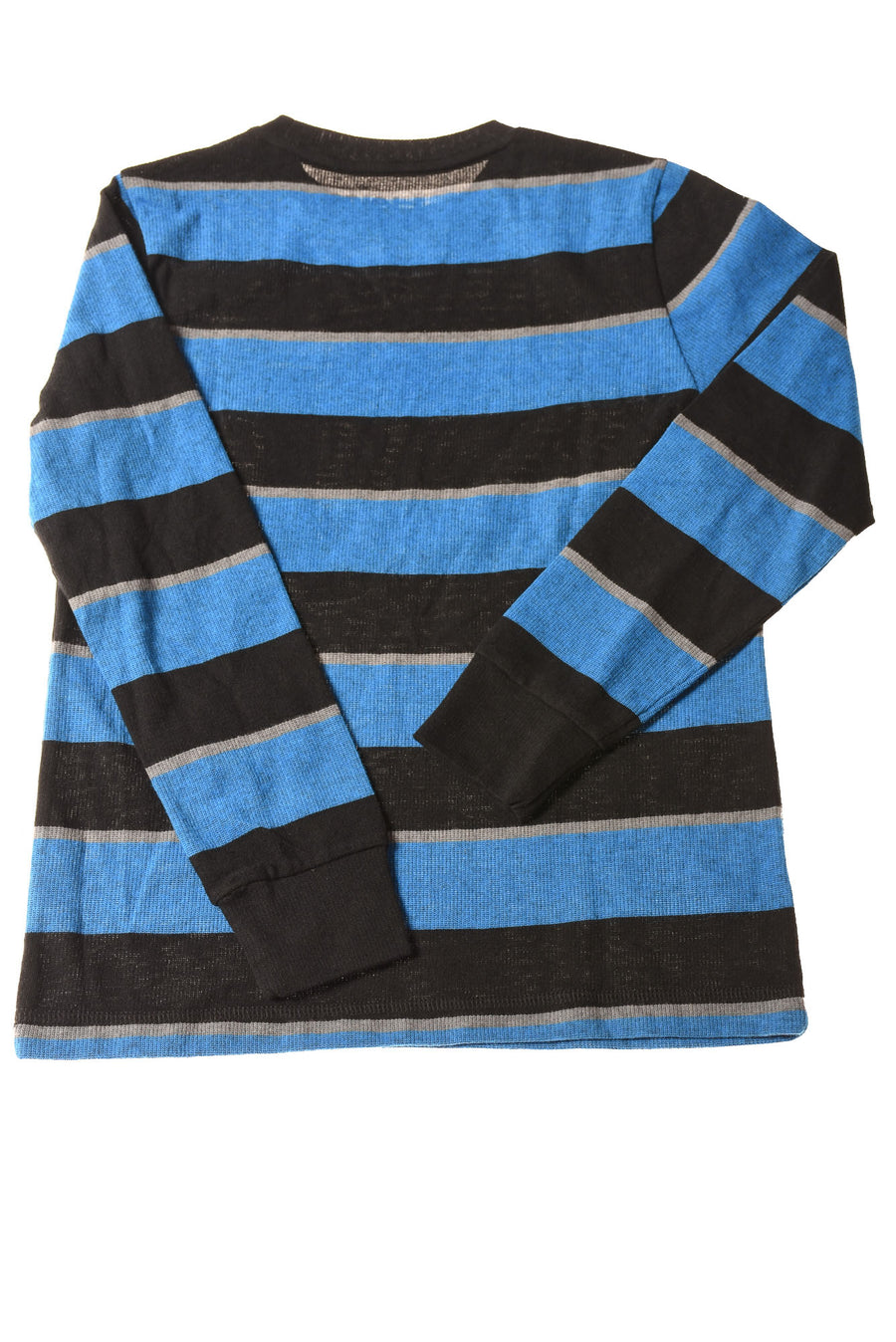 NEW Tony Hawk Boy's Sweater Medium Blue & Black / Striped