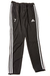 USED Adidas Men's Pants Medium Black