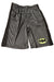 USED DC Comics Boy's Shorts X-Large Gray & Black / Print