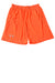 USED Under Armour Boy's Shorts Large Orange
