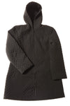 USED Braetan Women's Coat Medium Black