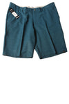 NEW Adidas Men's Shorts 38 Blue